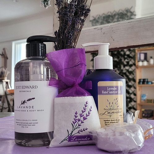Lavender Clean Bundle