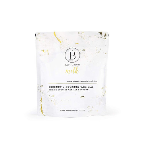 MILK Coconut + Vanilla Mineral Bath Soak