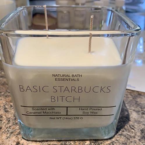 Basic Starbucks b*itch