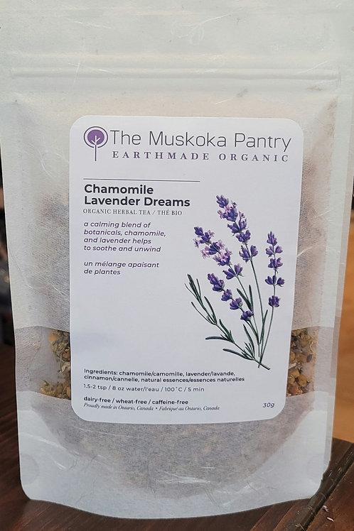 Chamomile Lavender Dreams