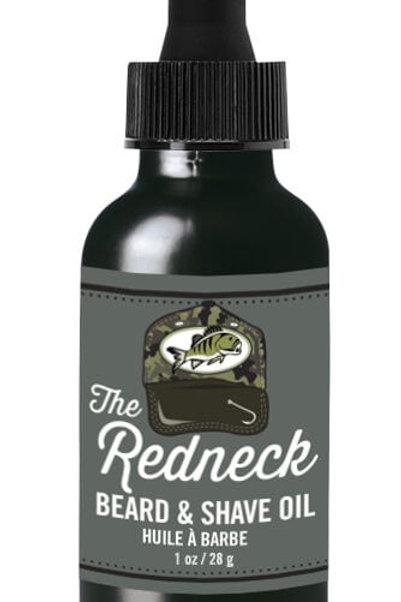 REDNECK BEARD & SHAVE OIL