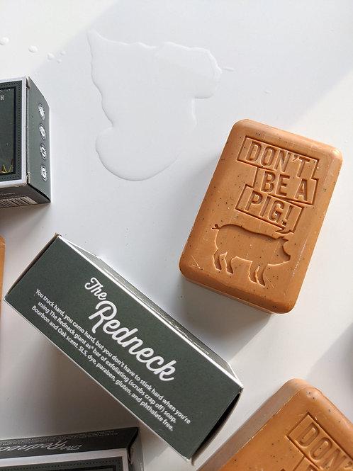 REDNECK EXFOLIATING SOAP