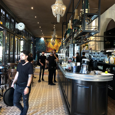 Le Grand Café Malarte, une institution..
