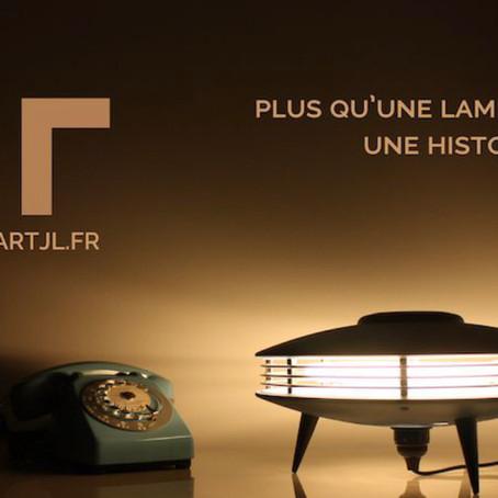 Lampes Art JL et la lumière fut !
