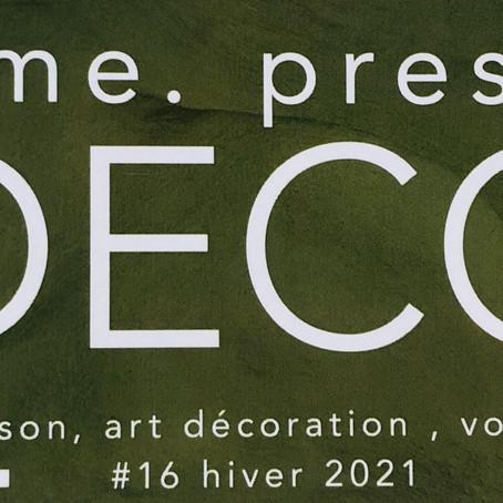 mme presse -DECO #16