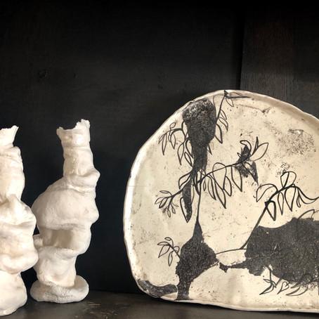 Jeannie Abert, une Artiste Plasticienne