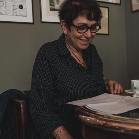 Brigitte  Benkemoun et Dora Maar