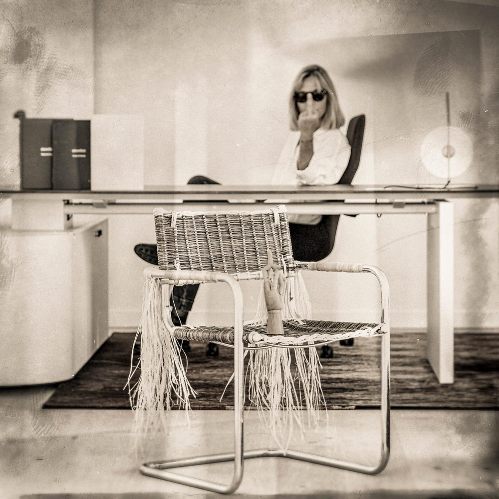 Sophie Meynadier - Credit poto : Bruno Vigneron / fleurs du Guetto