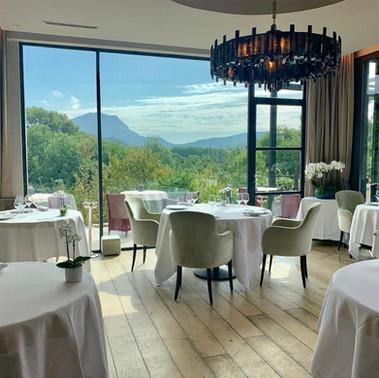 Le Saint Estève, un voyage culinaire au pays de Cézanne