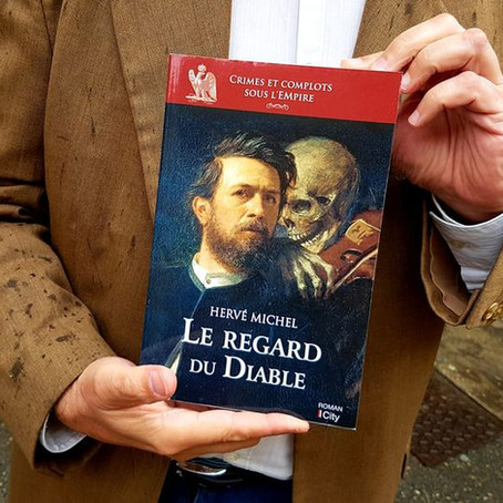 Hervé Michel -                                                  Ecrivain romancier sous l'empire