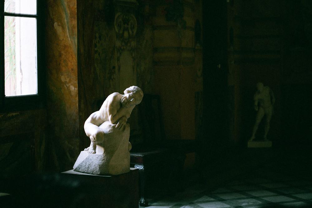 Palais de Lupée Arles - Crédit Photo: Charlotte Filippin