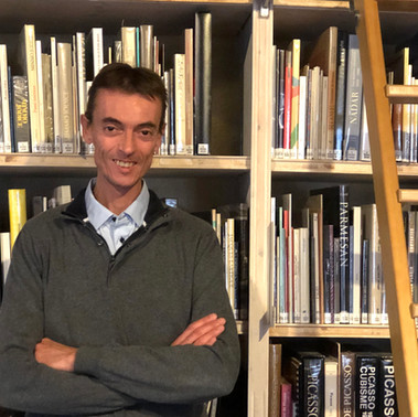 Daniel Rouvier - Conservateur & Directeur du Musée Reattu