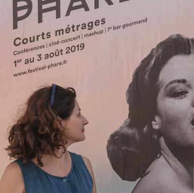 Maud Calmé et le Festival Phare.