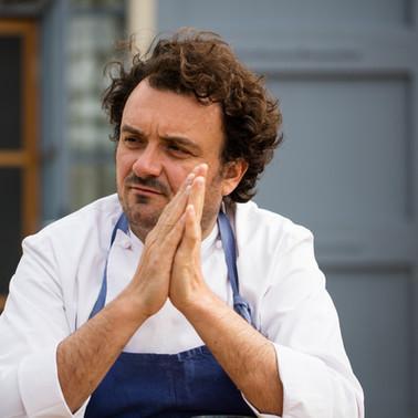 Armand Arnal Chef à la Chassagnette