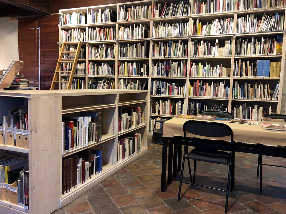 Bibliothèque du Musee Réattu