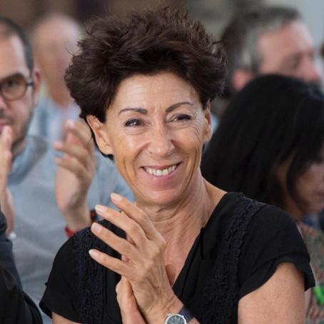 Marie José Justamond Présidente et fondatrice des Suds, d'Arles