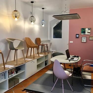 Atelier Sylvie G, aménagement d'intérieur éco-responsable
