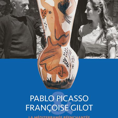 Pablo Picasso & Françoise Gilot,                     Par Annie Maïllis