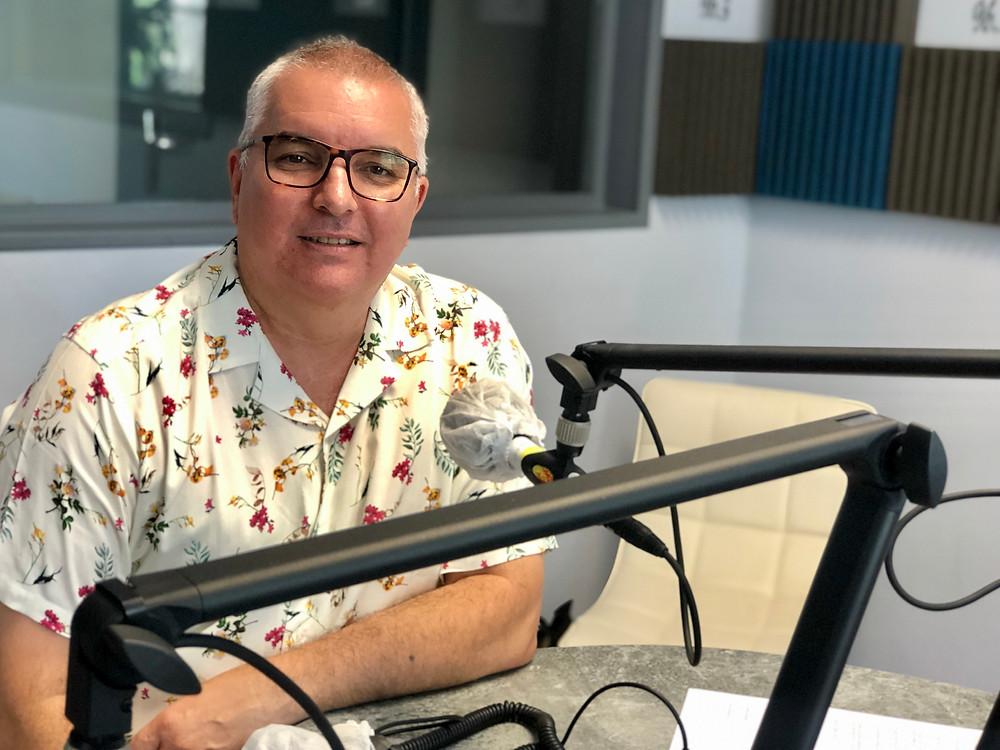 Hakim Yckache - Soleil FM 96.3
