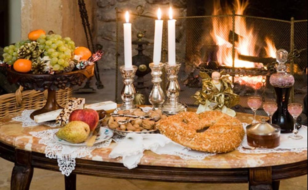 Les fêtes Calandales, noël provençal.