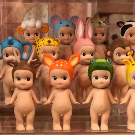 Les jouets, de Farfantello