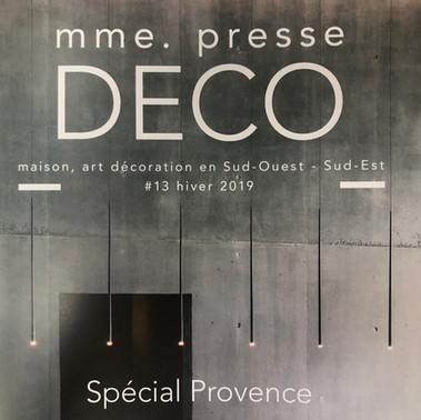 mme Presse-deco  N°13- Hiver 2019