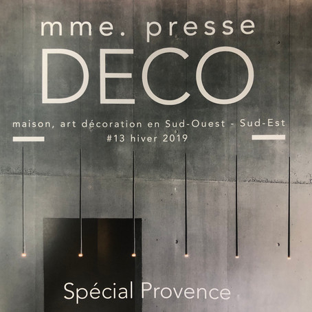 mme Presse-deco  N°13- Hiver 2019
