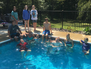 FPC Newton Youth - Last Summer Fun!