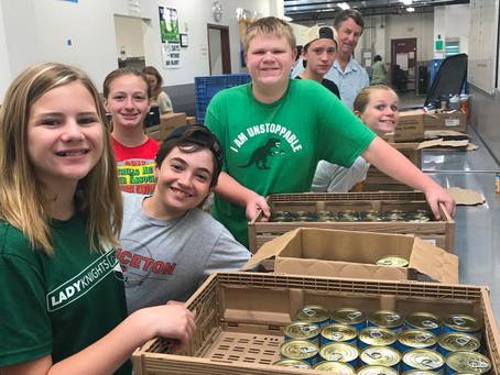 FPC Newton Middle School Mission Trip a Success