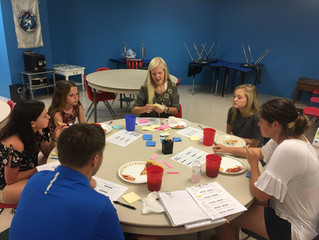 FPC Newton Youth Council 2017-18 Makes Plans