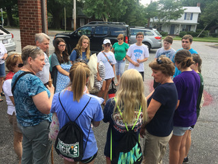 FPC Newton High School Mission Team Heads for Eastern Tennessee