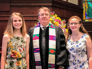 Youth & Confirmation Sunday 2019