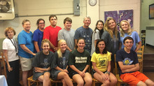 FPC Newton- High School Mission Team Helps Tennessee Community