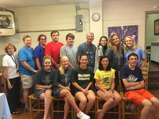 FPC Newton- High School Mission Team Helps Tennessee Community