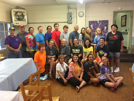Presbyterian Churches Mission Together