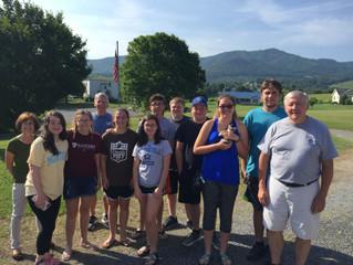 FPCNEWTON High School Youth 2018 Mission Trip