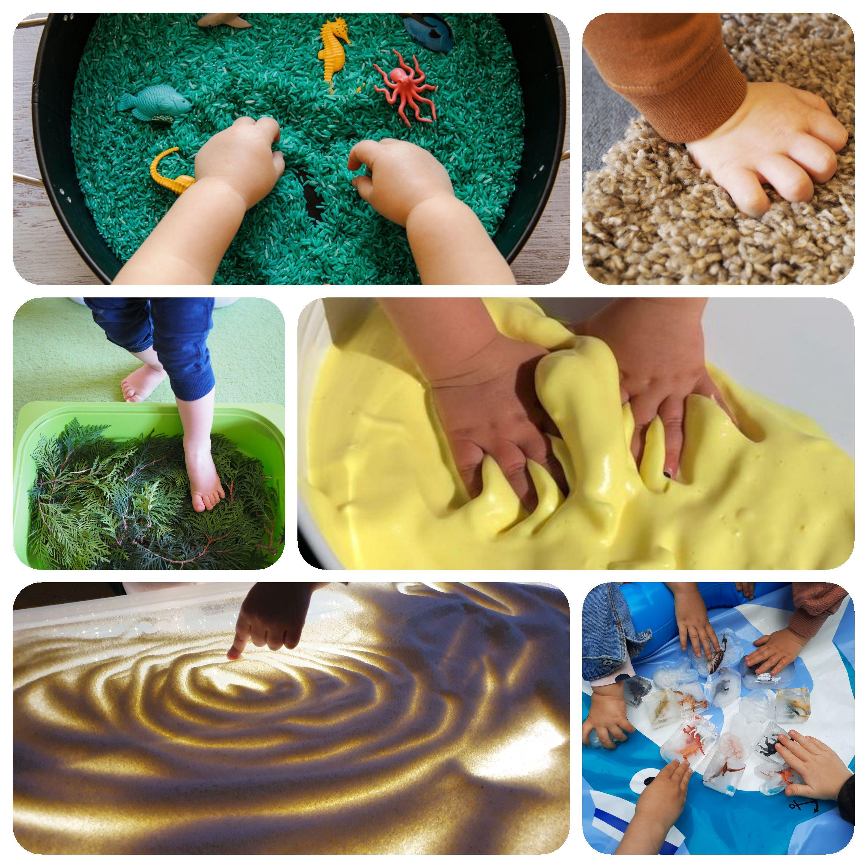 Sensoryka dla Smyka (1,5-5 lat)