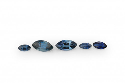 SAPPHIRE MARQUISE 5 X 3MM