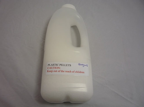 Plastic Pellets - 500 grams