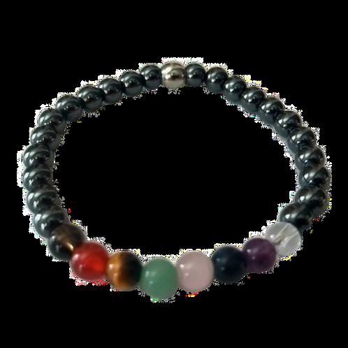 Chakra Bracelet - 6mm beads