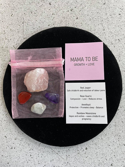 Mama To Be Kit - Growth & Love