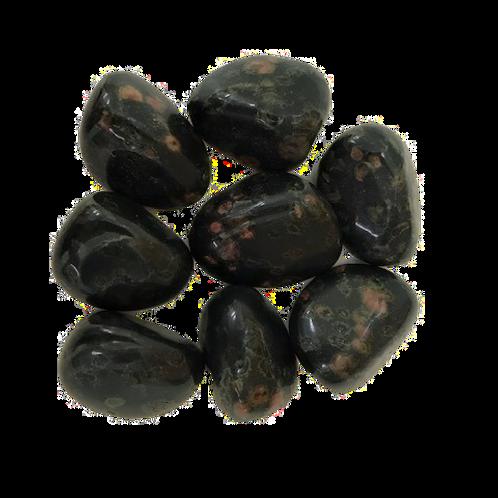 Cinnabar with Rhyolite