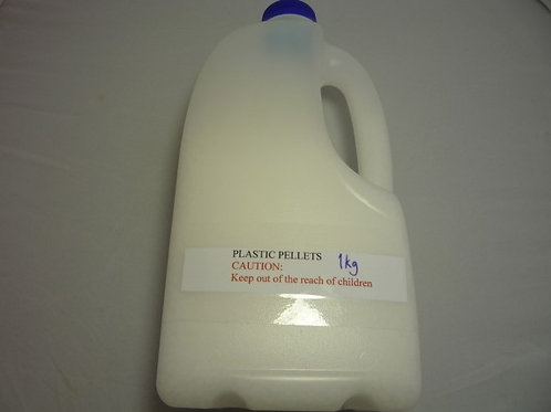 Plastic Pellets - 1kg