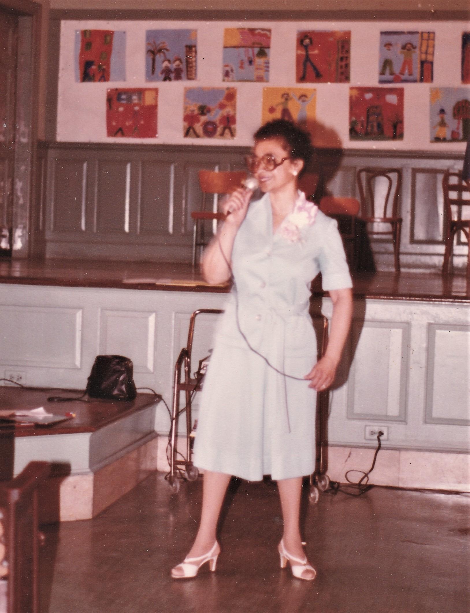 Principal, Ruby G. Allen