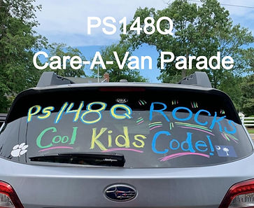 ps148 rocks cool kids car