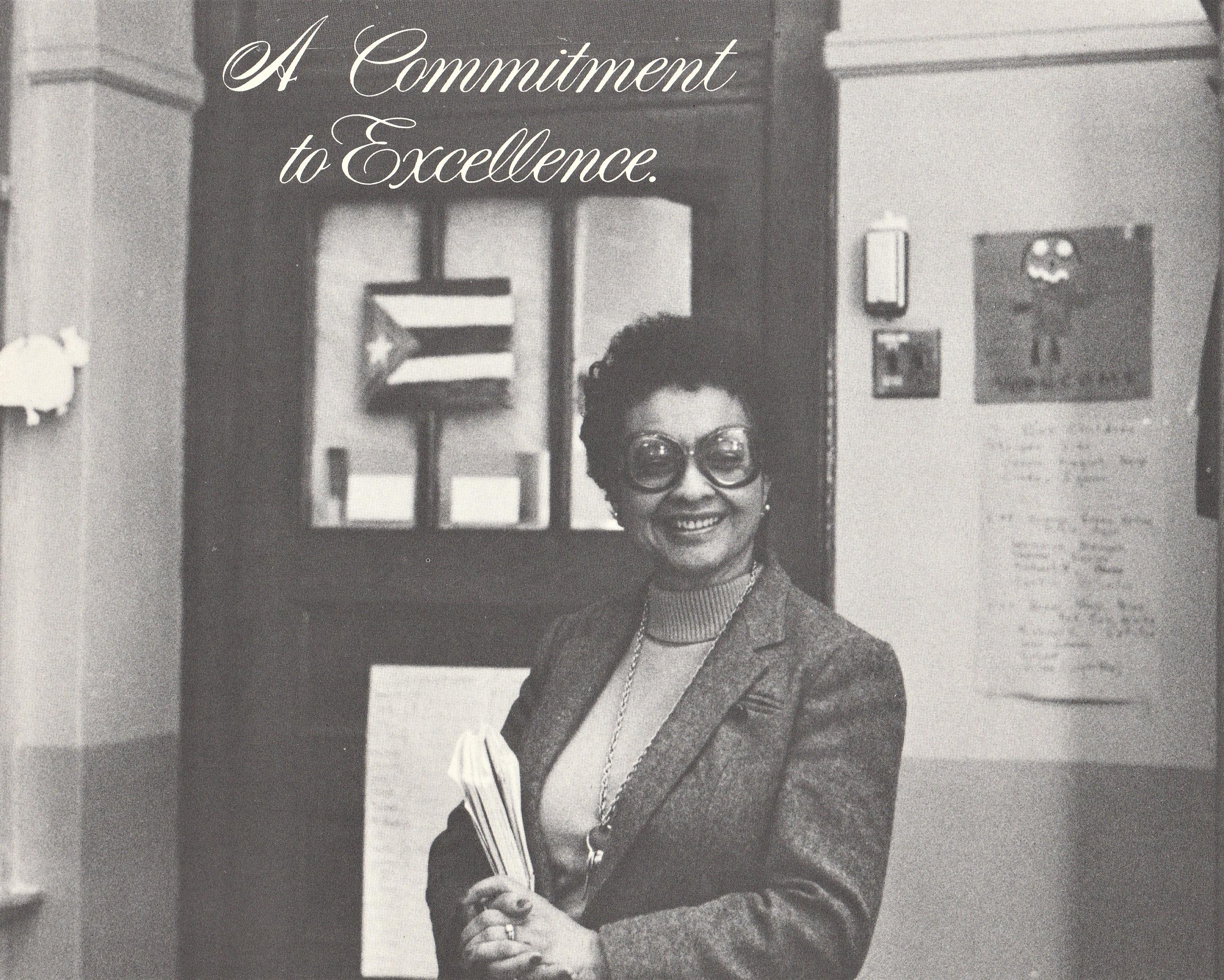 Ruby G. Allen as Principal