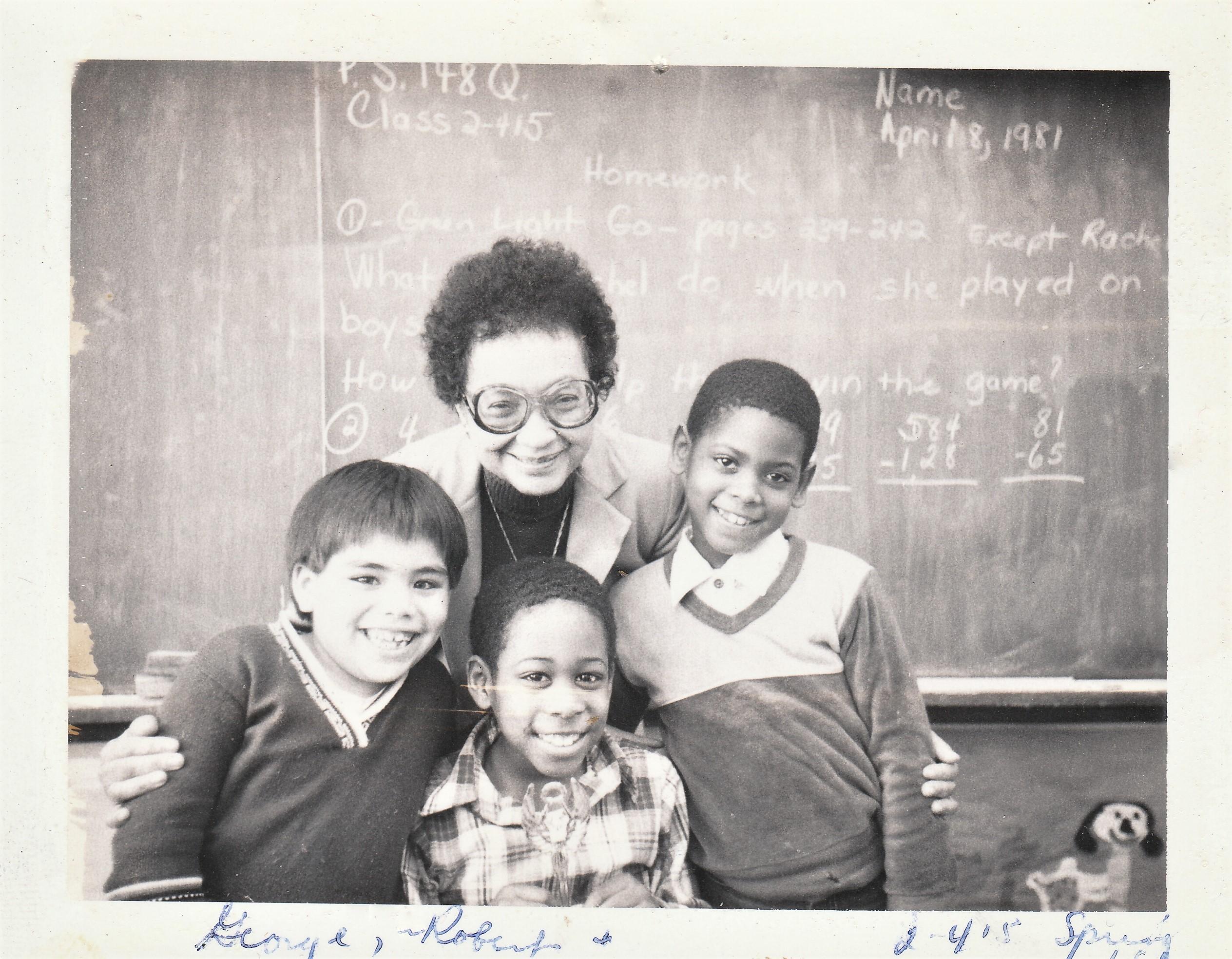 1981 - Ruby G. Allen