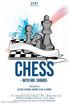 chess flyer english II