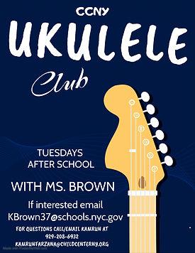UKELE CLUB ENGLISH