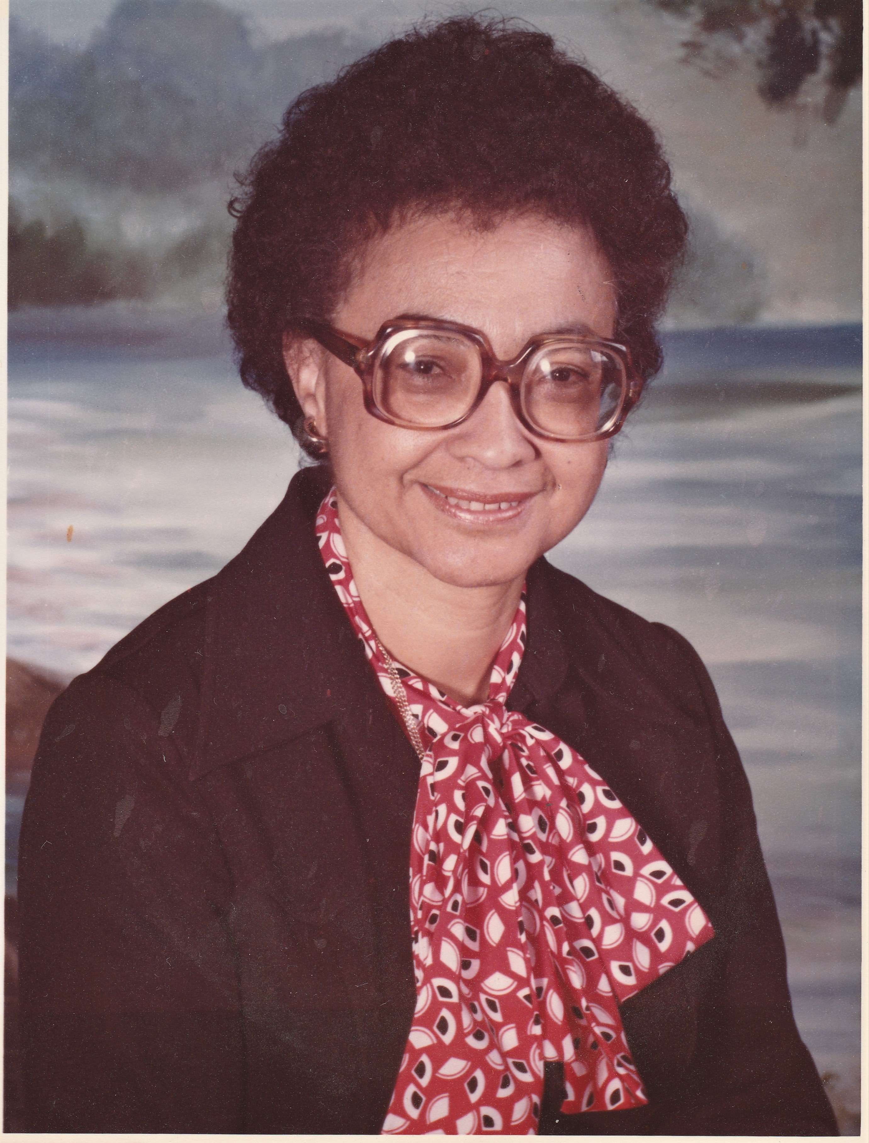 Mrs. Ruby G. Allen